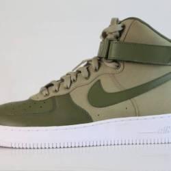 Nike id air force 1 high prm b...