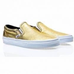 Vans classic slip on (metallic...
