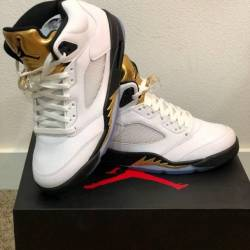 Air jordan v retro olympic (20...