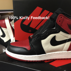 Air jordan 1 retro high og gs ...