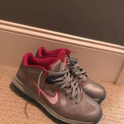 Nike lebron 9 low fireberry wbf