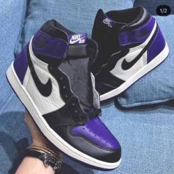 Air jordan 1 retro hi og court...