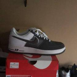 Nike air force 1 low - dark gr...
