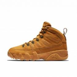Air jordan 9 retro boot wheat ...