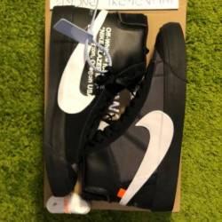 Nike blazer mid grim reaper