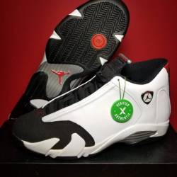 Air jordan retro 14 - black toe