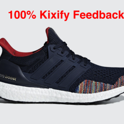 Ultra boost navy multicolor to...