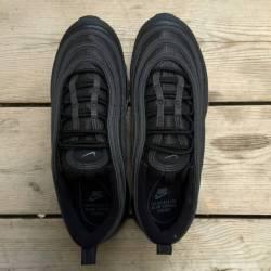 Air max 97 triple black