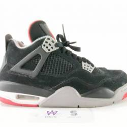 Air jorda 4 retro black cement...