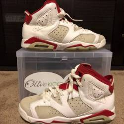 Air jordan 6 alternative hare ...