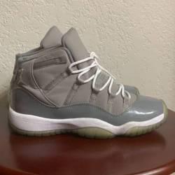 Air jordan retro 11 cool greys