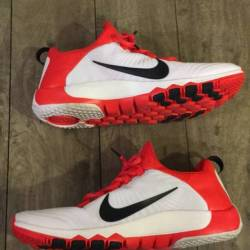 Nike free trainer 5.0 red running