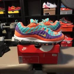 Nike air max 98 qs cone sz 10