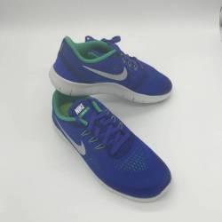 Nike free rn (gs) paramount bl...