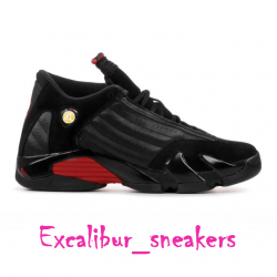 Air jordan 14 retro (bg) last ...