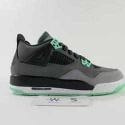 "Air jordan 4 retro gs ""green g..."