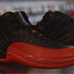Jordan 12 flu game pre owned