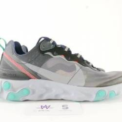 Nike react element 87 black ne...