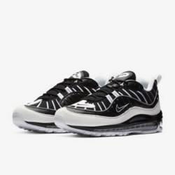 Nike air max 98 black reflect ...