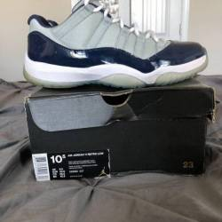 Air jordan 11 low - georgetown