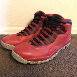 "ad798b572bf9  115.00 Air jordan 10 - bulls over bro... Nike air jordan 10 retro "" ..."