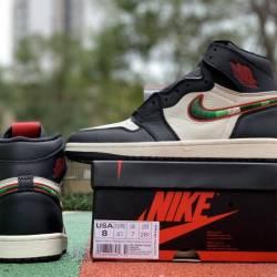 Air jordan 1 basketball shoes ...