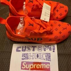 Custom adidas nmd x lv x sup
