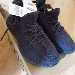Yeezy boost 350 v2 black non r...