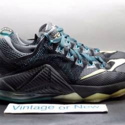 Nike lebron xii 12 low svsm bl...
