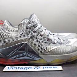 Nike lebron xii 12 low wolf gr...