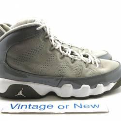 Nike air jordan ix 9 cool grey...