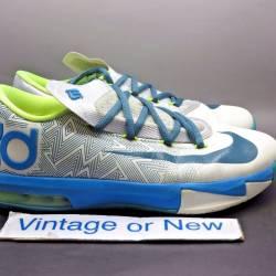 Nike Kd Vi 6 Pure Platinum ...