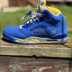Air jordan retro 5 laney gs