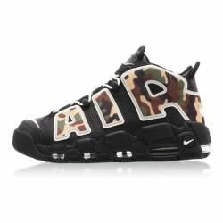 Nike air more uptempo qs (blac...
