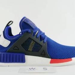 """Adidas nmd xr1 """"mystery blue"""""""