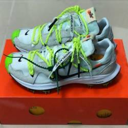 Off-white x nike wmns zoom ter...