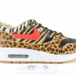 """Nike air max 1 dlx """"atmos safari"""""""