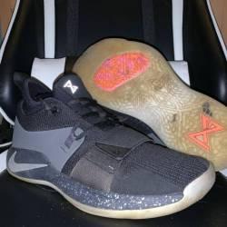 Nike pg 2 5 black pure platinum
