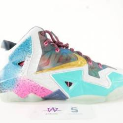 "Nike lebron xi 11 ""what the le..."