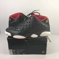 Air jordan 13 low bred sz 11