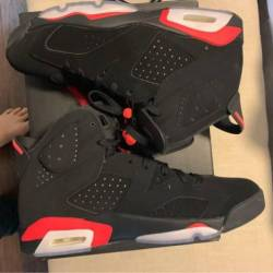 Jordan y black infrared (2019)