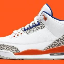 Nike air jordan 3 retro knicks...