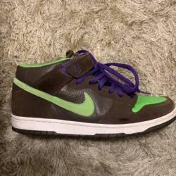 Nike dunk sb mid donatello