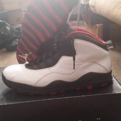 Air jordan retro 10 x chicago ...