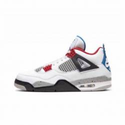 Air jordan 4 retro what the wh...