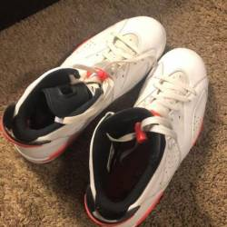 "Jordan 6 retro ""infrared"""