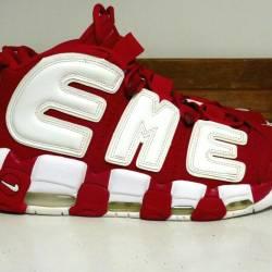 Nike air more uptempo supreme ...
