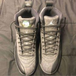 Jordan 12 retro wool oregon du...