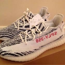 Adidas yeezy boost 350 v2 zebr...
