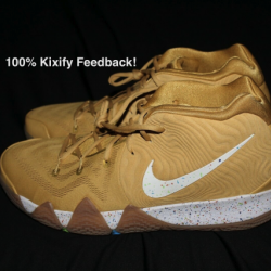 Nike kyrie 4 cinnamon toast cr...
